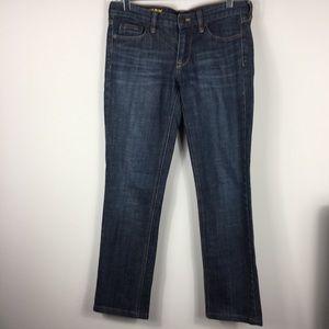 J.Crew straight leg jeans